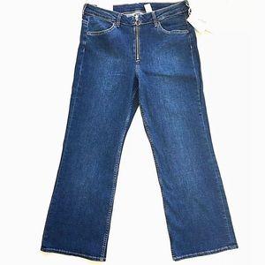 Women's H & M Stretch High Waist Jeans